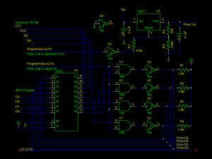 SN74S287 Programmer Schematic