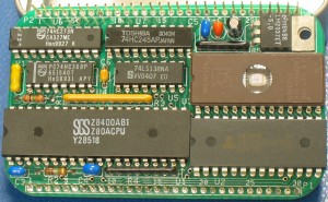 Z80 Membership Card (Front)