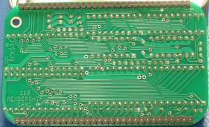 Z80 Membership Card (Back)