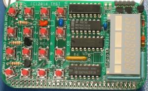 Z80 Membership Card Front Panel