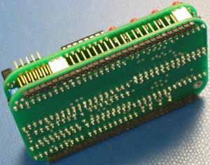Z80 Membership Card Left Side